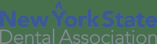 Newyork state dental association logo